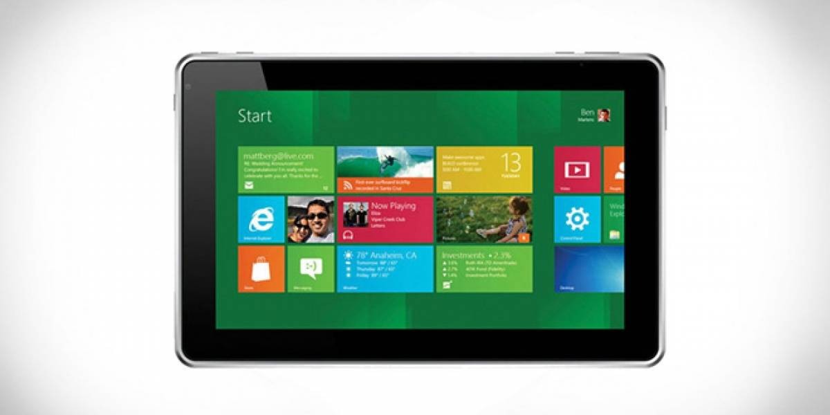 """Microsoft prepara """"gran anuncio"""" para hoy: ¿Tablet integrado con la Xbox?"""