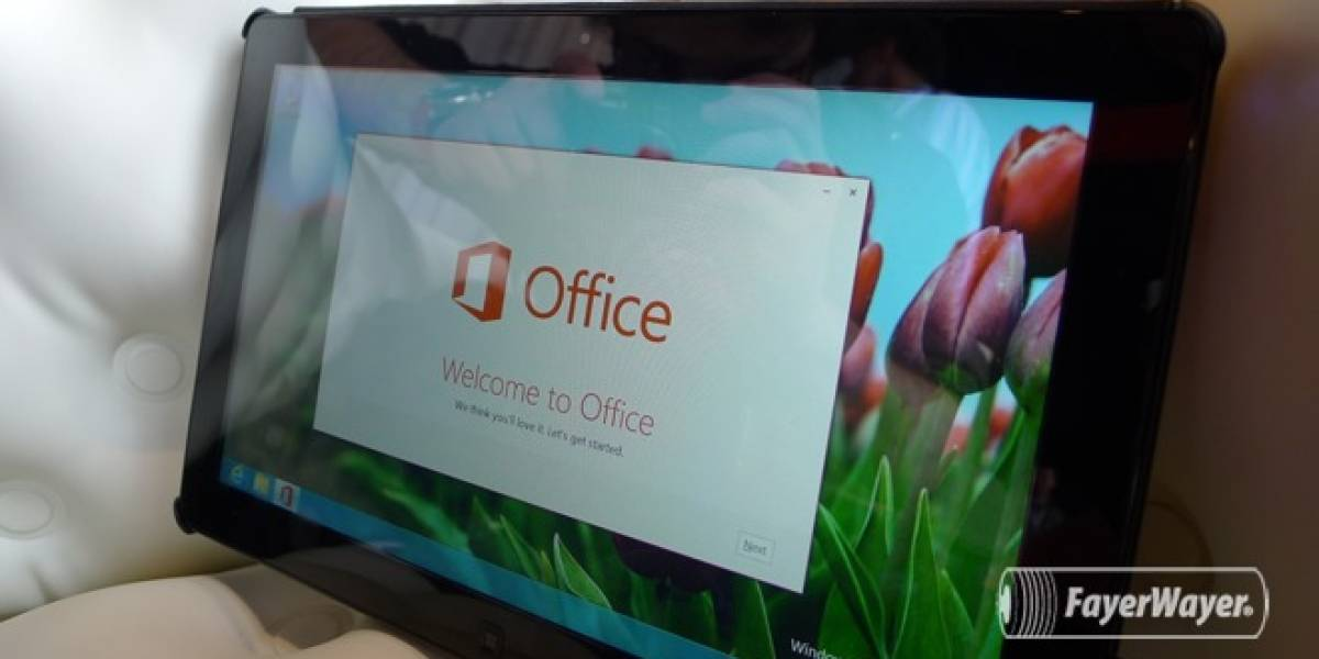 Nuevo Office a primera vista