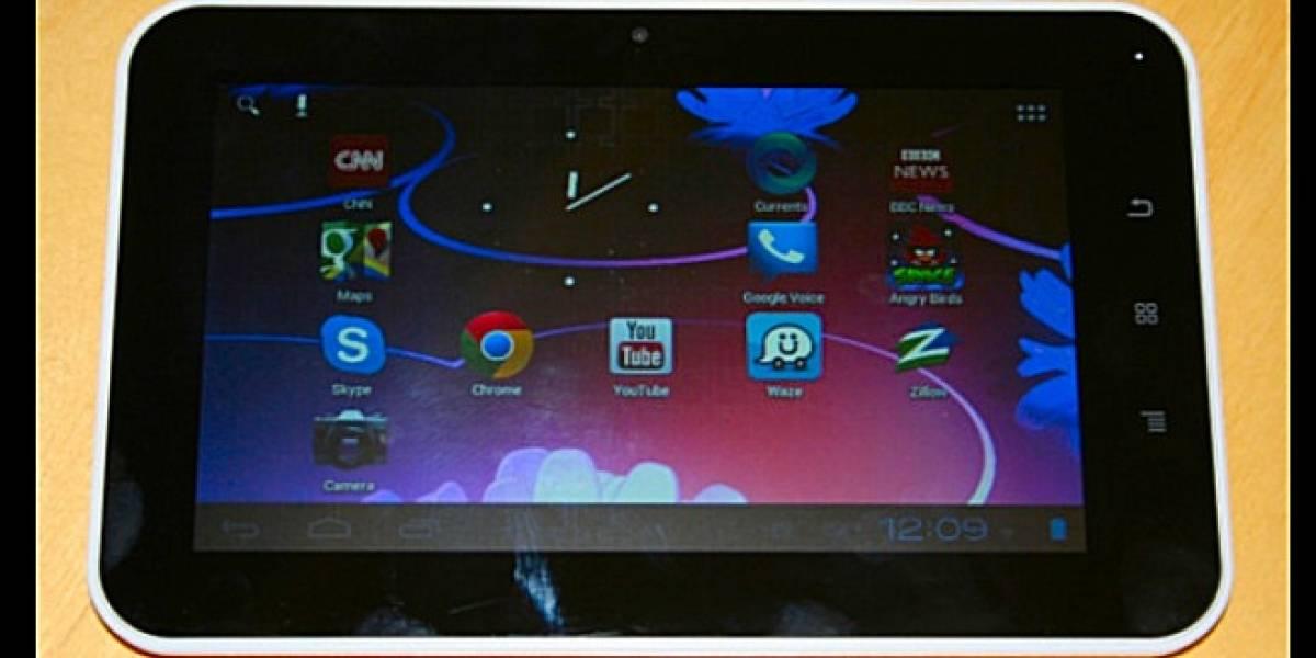 Presentan nueva tablet Aakash 2.0 con Android, la más económica del mercado