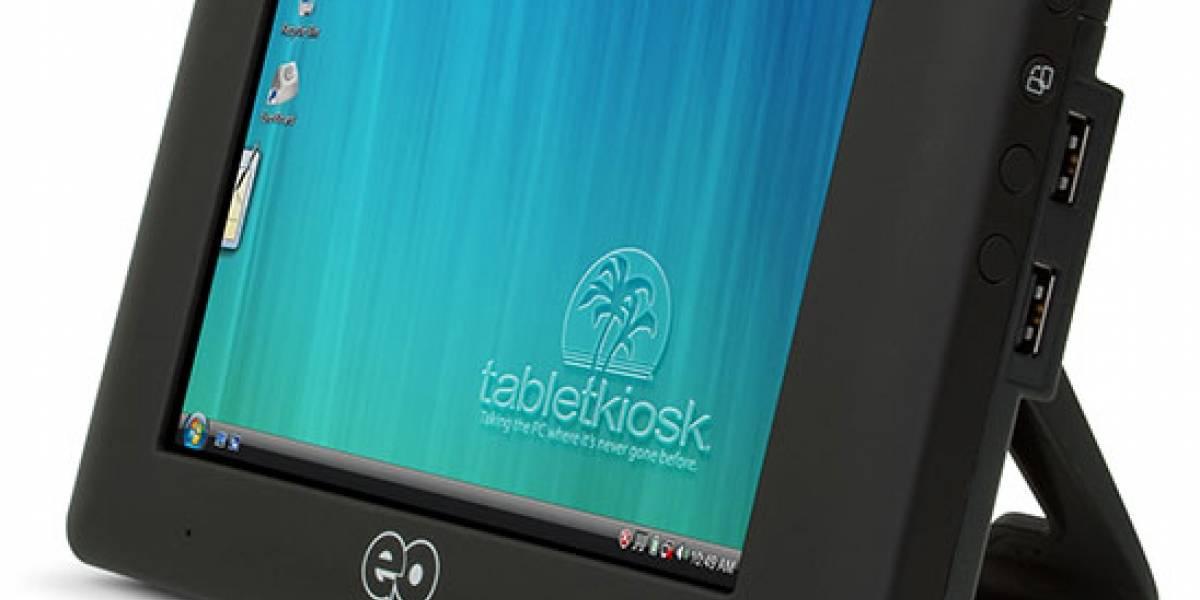 TableKiosk insiste con los UMPC