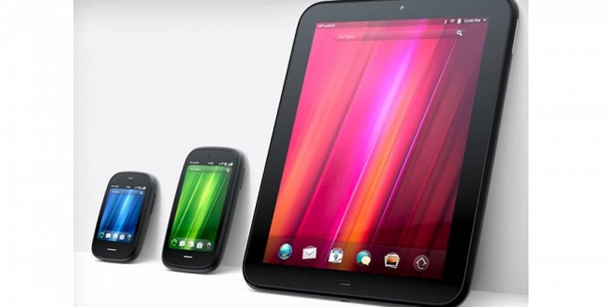 CEO de HP confirma nuevos tablets con webOS
