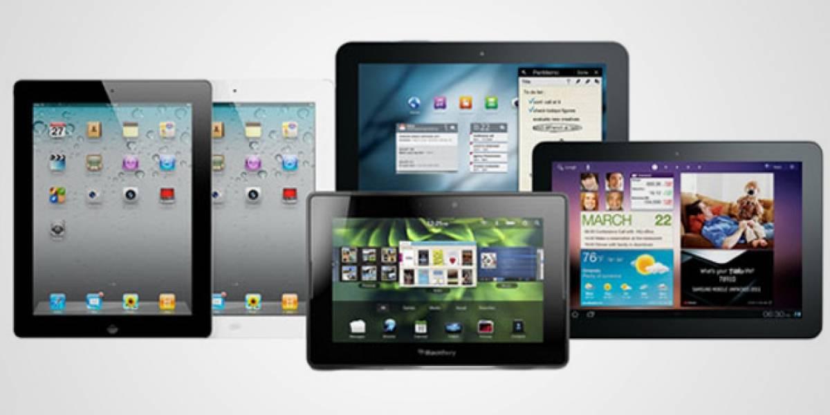 """Microsoft: """"En 2013 se venderán más tabletas que PCs de escritorio"""""""