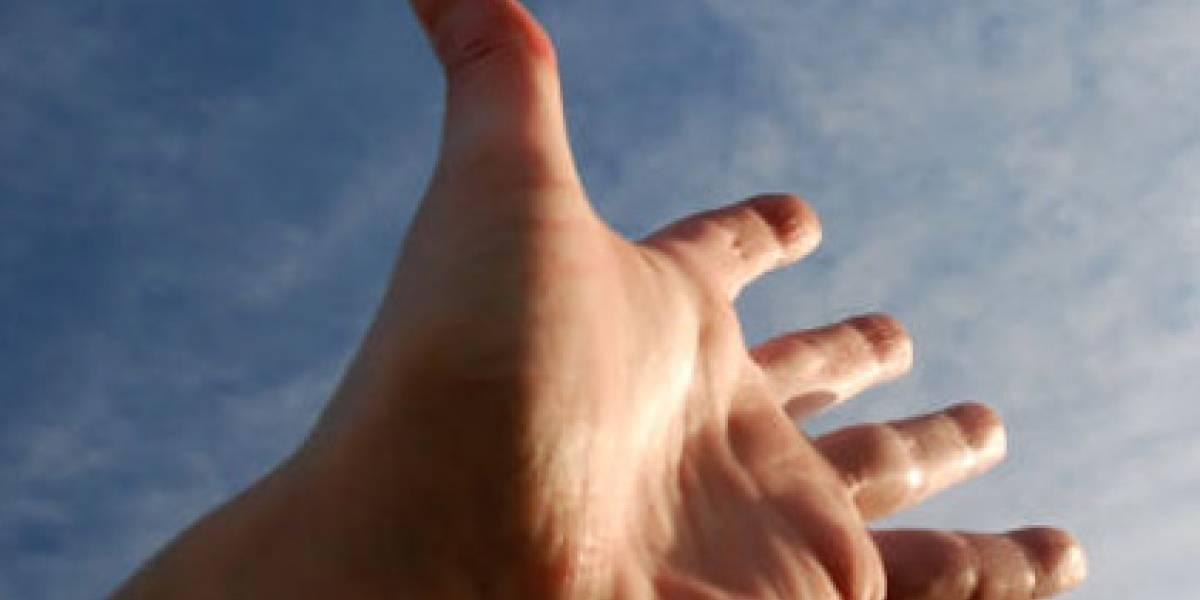 Dispositivo para ayudar a los ciegos a 'ver' a través del tacto