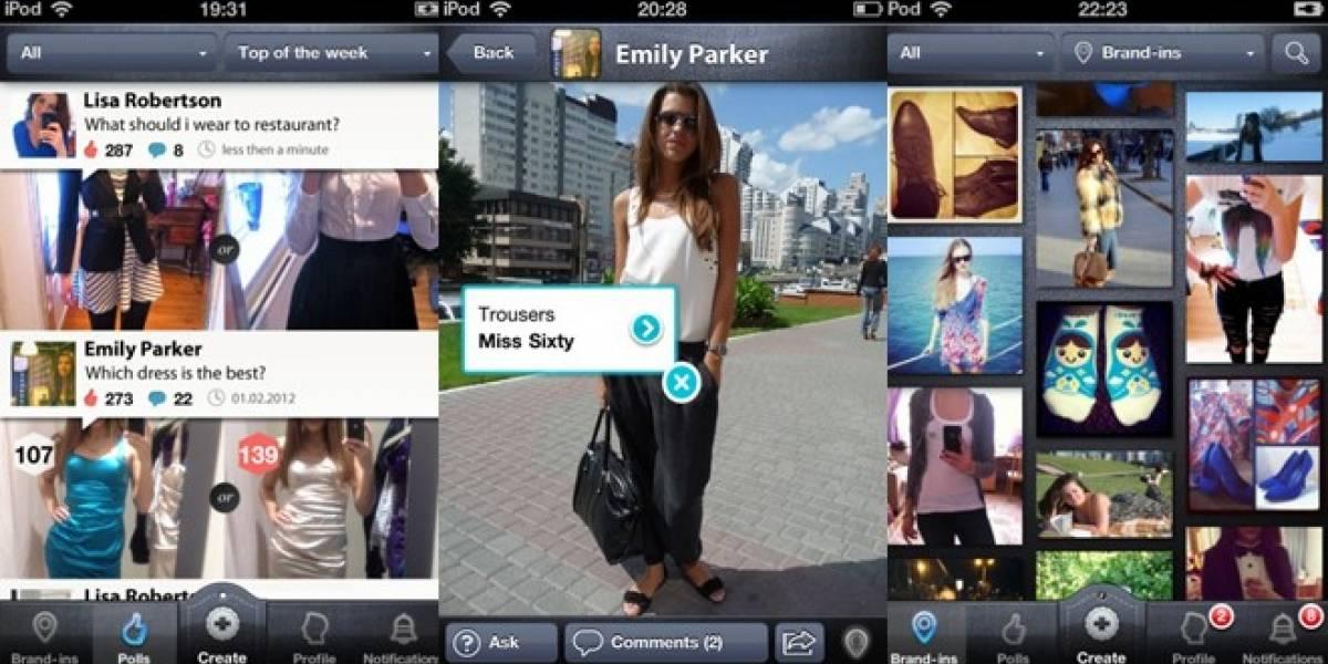 Presume la ropa que usas o deja que otros te presuman la suya con esta app de iPhone