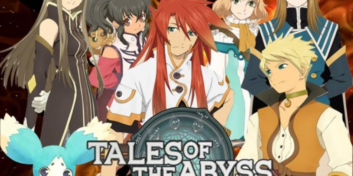 Tales of Abyss para 3DS ya tiene fecha de lanzamiento en Europa