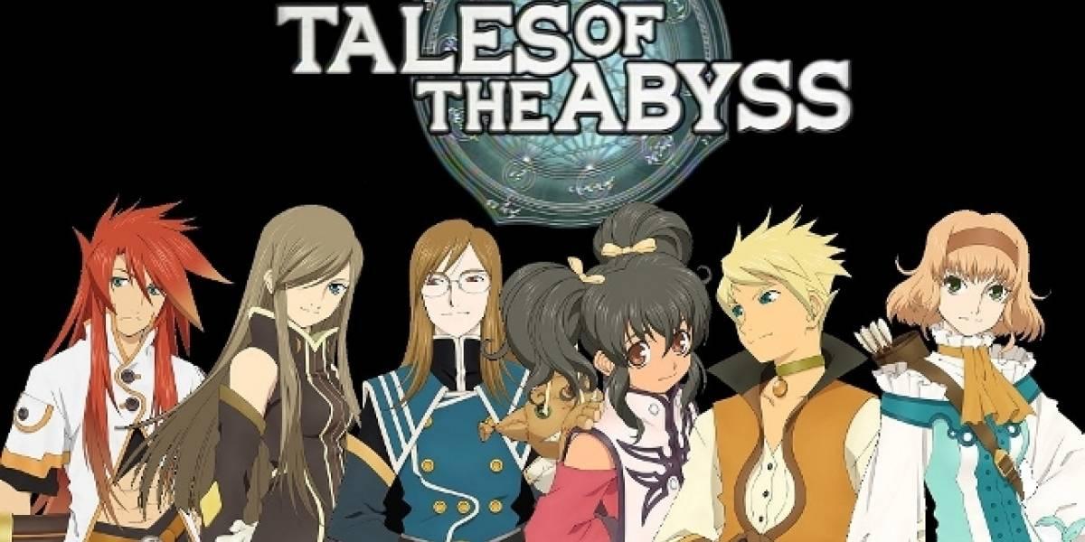 Acéptate a ti mismo y a este tráiler de Tales of the Abyss [Comic-Con 11]