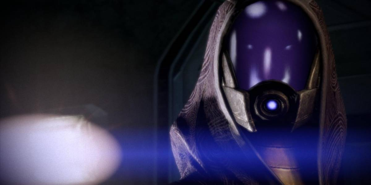 Tali'Zorah vas Normandy regresará a tu escuadrón en Mass Effect 3