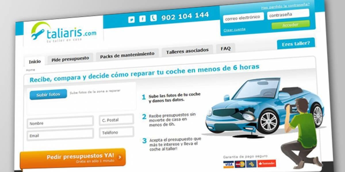 España: ¿Cuánto me costará arreglar el coche? Lo sabrás gracias a Taliaris