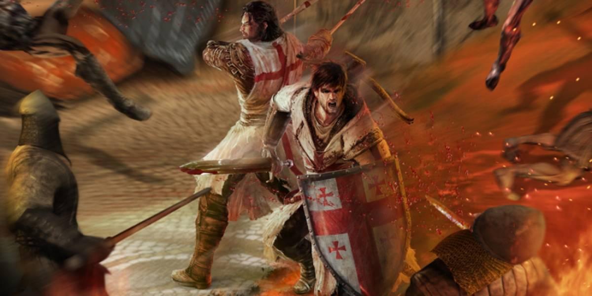 The Cursed Crusade llega primero a Europa y luego a Estados Unidos