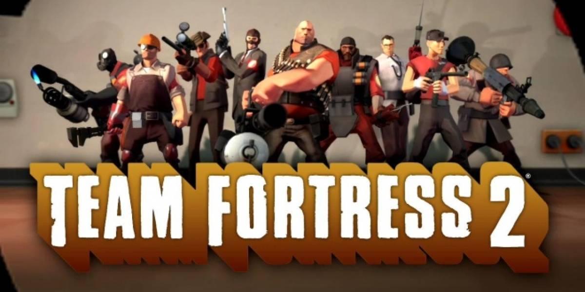 La base de usuarios de Team Fortress 2 aumentó cinco veces desde que es Free to Play
