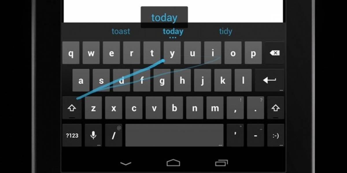Android 4.2 viene con soporte multiusuario y nuevo teclado con escritura predictiva
