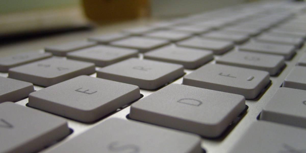 Apple propone un teclado extra plano en nueva patente