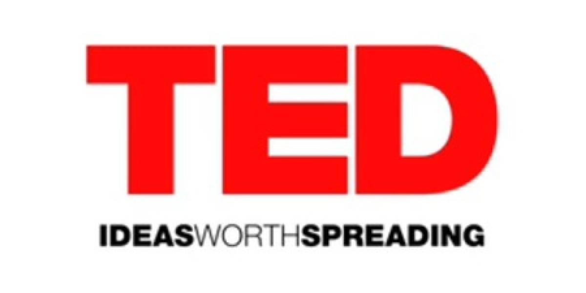 TED recibirá audiciones para dar una charla en la conferencia 2012