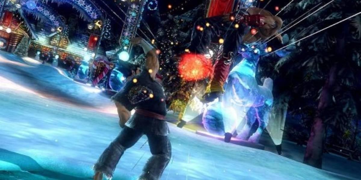El estreno de Tekken Tag Tournament 2 en consolas ya tiene fecha