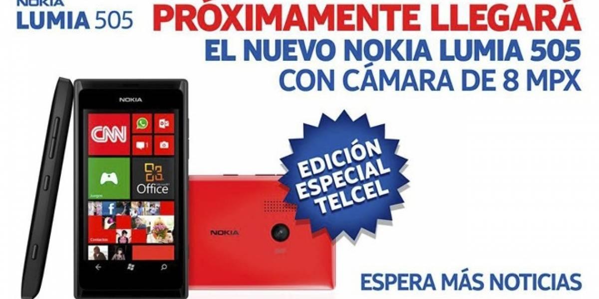 Se filtra el supuesto Nokia Lumia 505