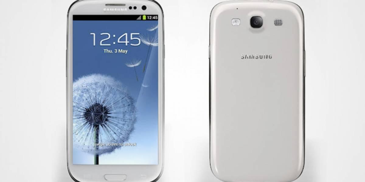 Estas son todas las novedades del Samsung Galaxy S III