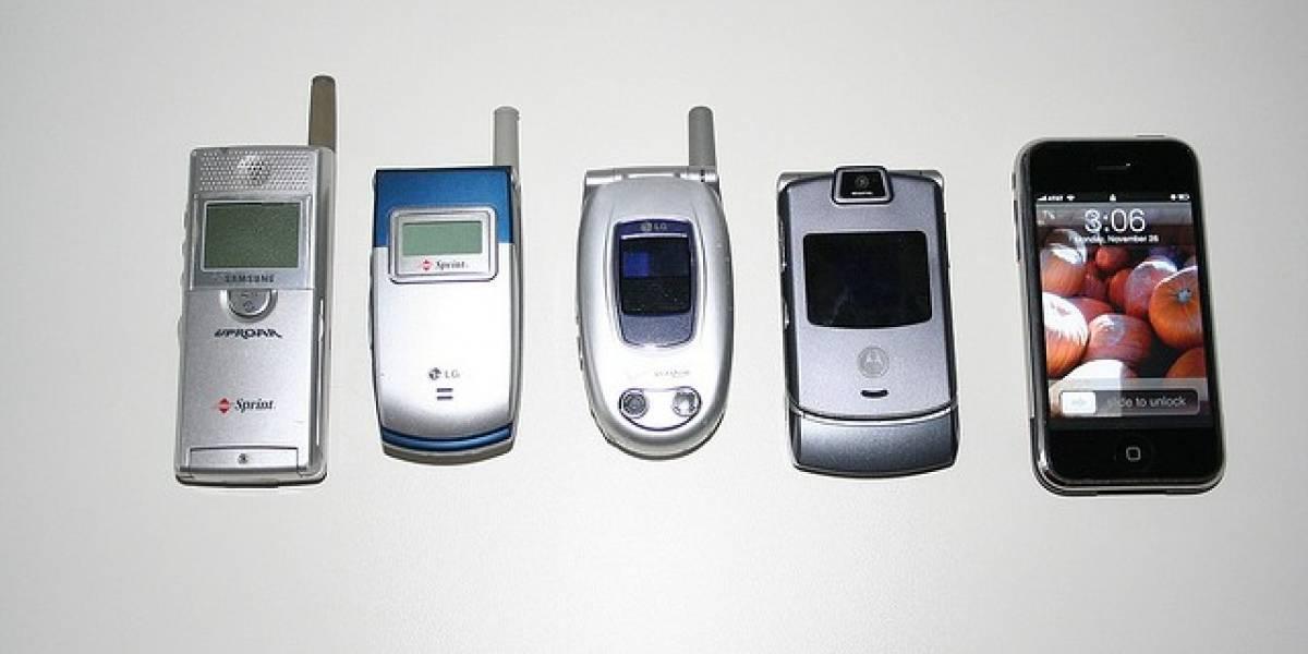 (112) La historia de los móviles en imágenes