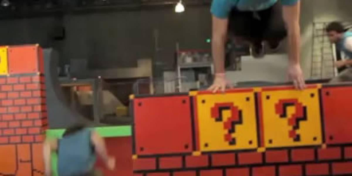 Video: En esta academia puedes entrenarte para ser un personaje de videojuegos