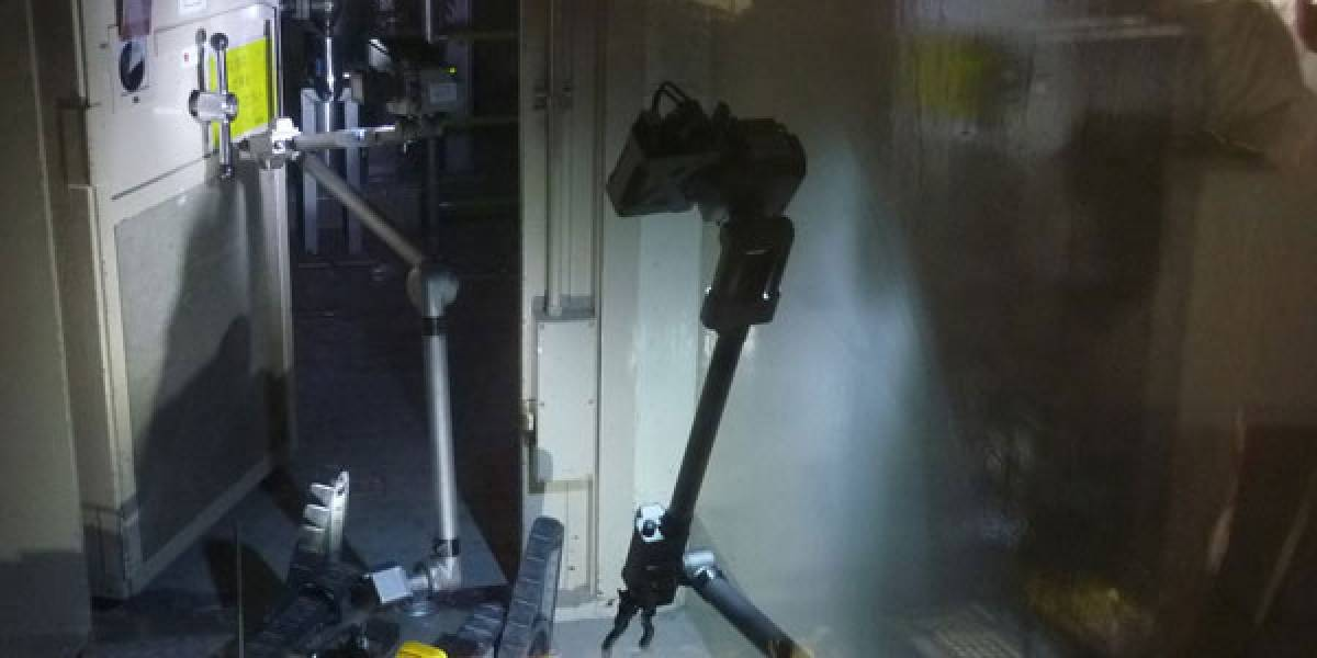 Robots entran a reactores en Fukushima, descubren alta radiación