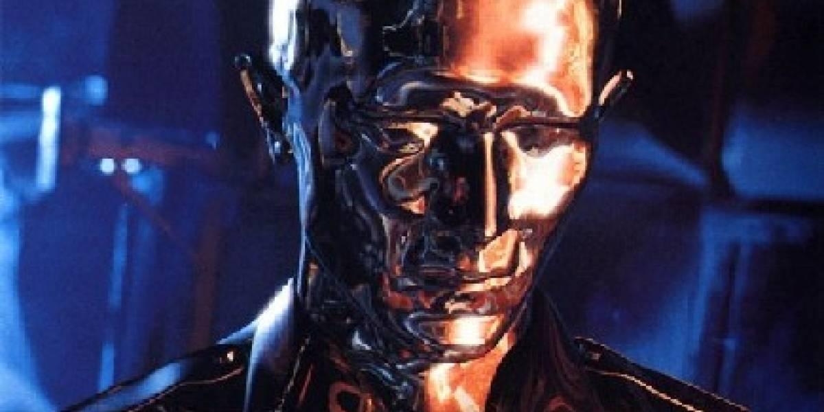 Alguien recreó Terminator 2 en GTA V