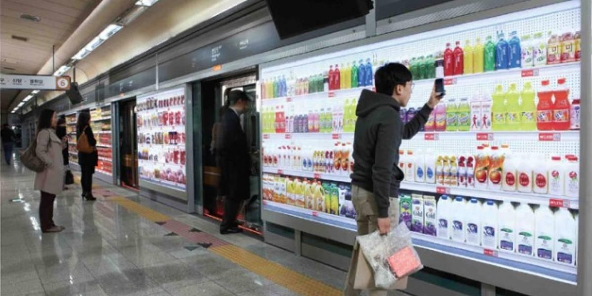 ¿Cómo usan los estadounidenses sus smartphones al ir de compras?