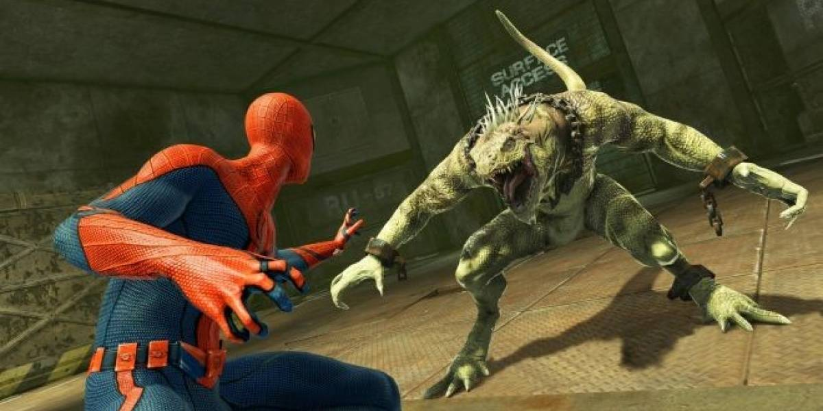 The Amazing Spider-Man será compatible con PS Move