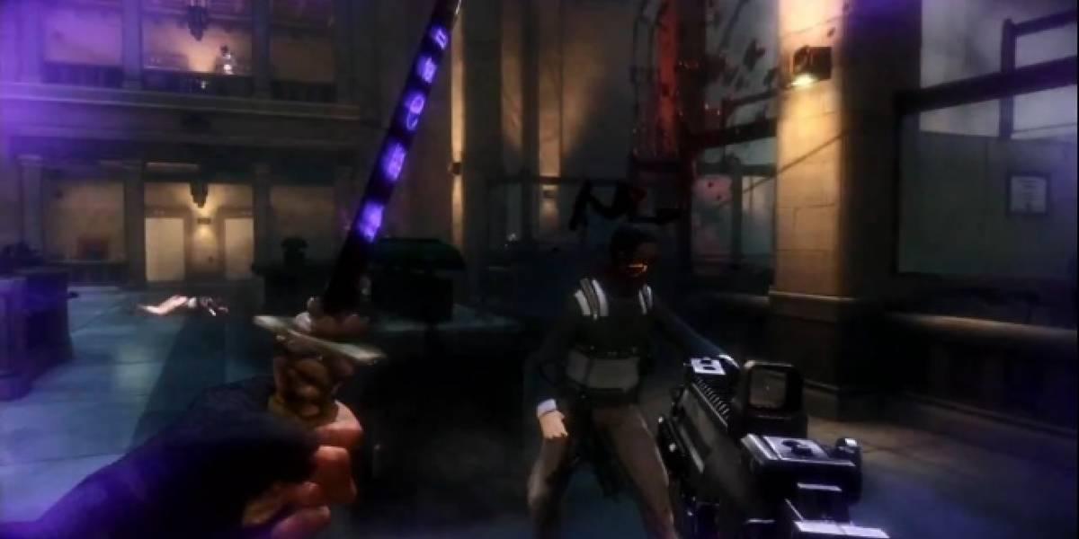 The Darkness II llega con multijugador cooperativo