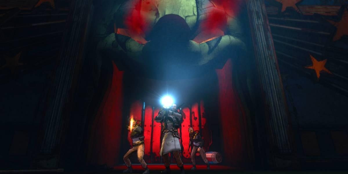 The Darkness II se muestra en un nuevo trailer