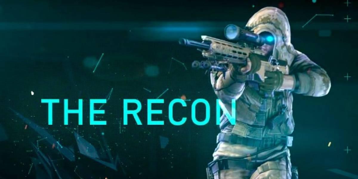 Ghost Recon: Online nos muestra lo que hace la clase Recon