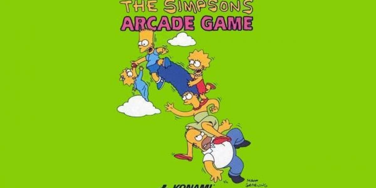 The Simpsons Arcade Game [NB Labs]