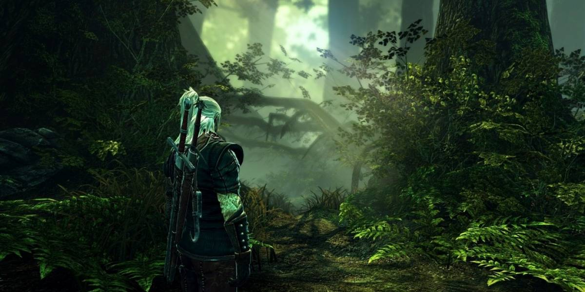 Éste es el mundo de The Witcher 2