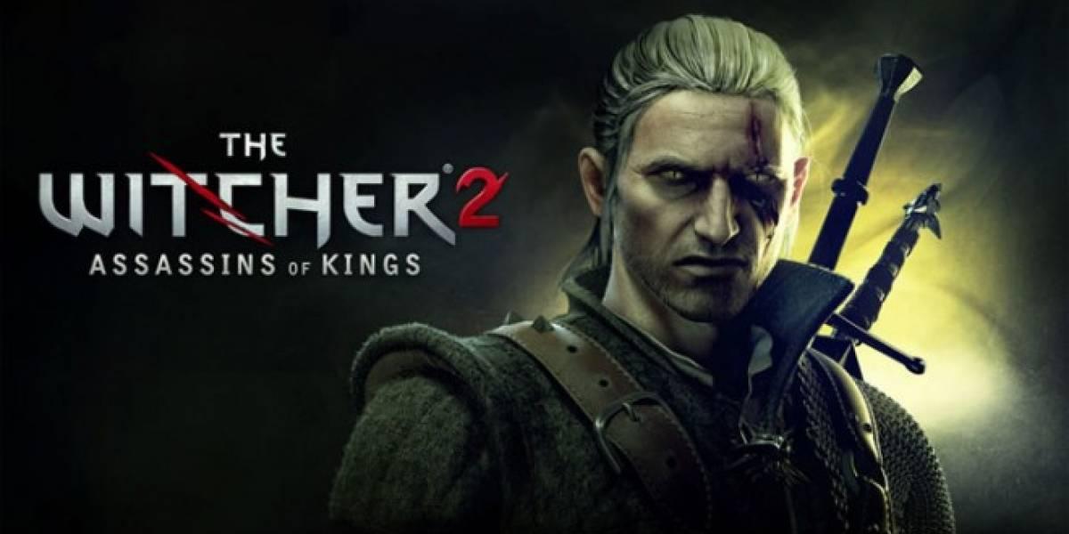 The Witcher 2 podría llegar al Xbox 360