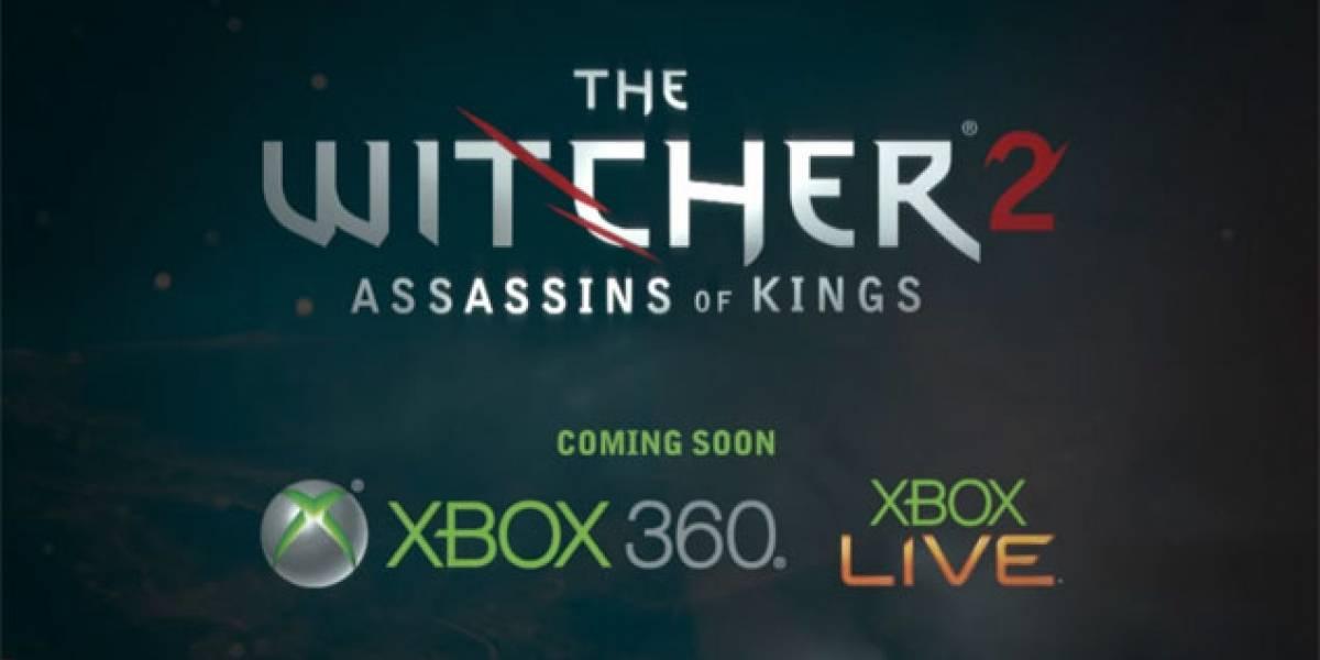 The Witcher 2 para XBOX 360 con video, y más contenido para PC [E3 2011]