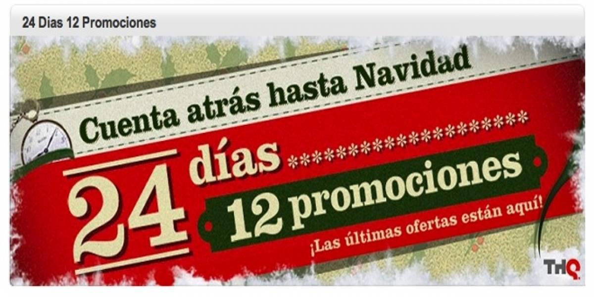 Descuentos navideños en la eShop de THQ España