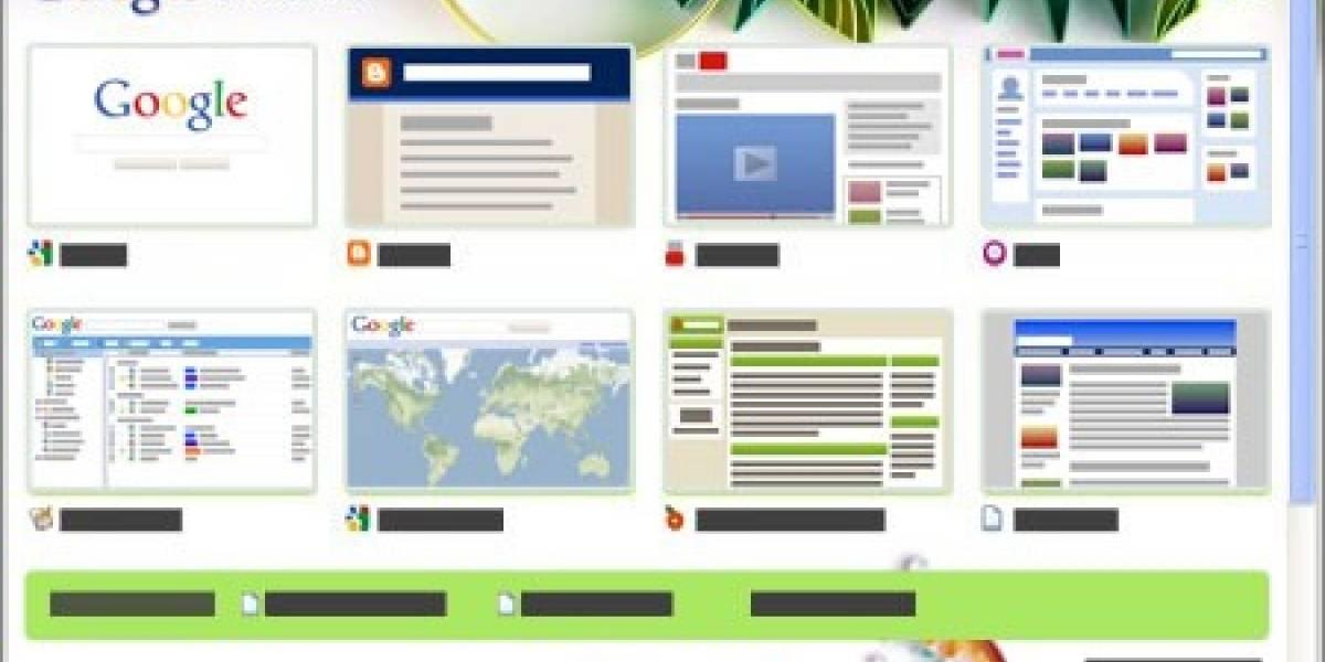 Google agrega temas de artistas para Google Chrome