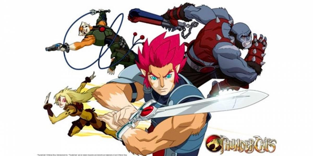 ¡Thunder, Thunder, Thundercats! ¡Hoo!... para Nintendo DS