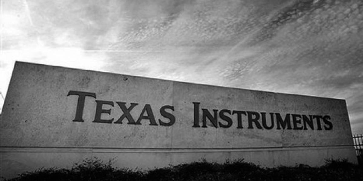 Es oficial: Texas Instruments abandona el mercado de dispositivos móviles