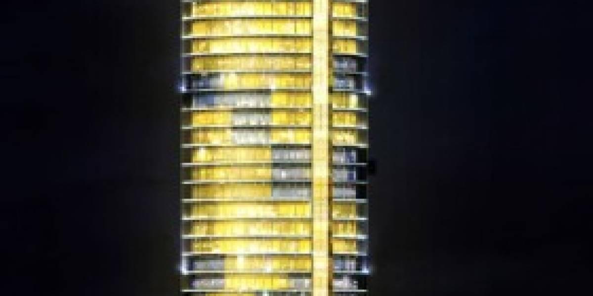 Torre giratoria de Dubai usará energía solar
