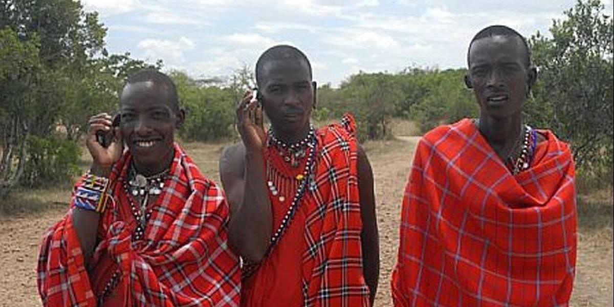 África y Asia lideran explosión de telefonía móvil en países en vías de desarrollo