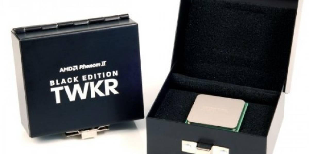 AMD Phenom II X4 TWKR 42 se fue por USD$11.600