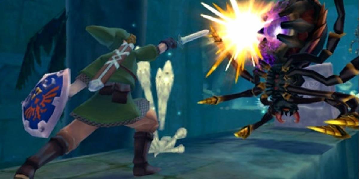 TLoZ: Skyward Sword finalmente tiene fecha de salida [gamescom 11]