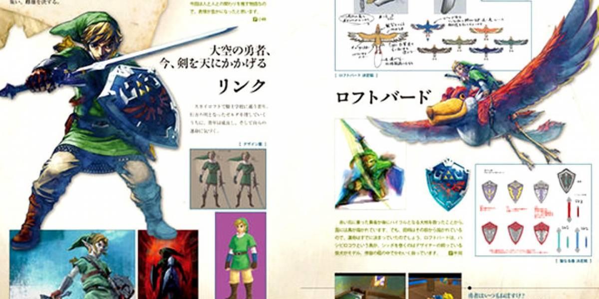 Línea de tiempo de The Legend of Zelda revelada