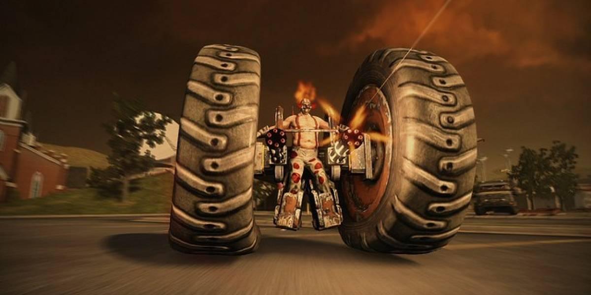 Trailer extendido y más información del multiplayer de Twisted Metal