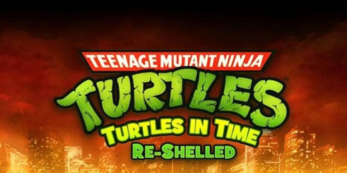 Turtles in Time Re-Shelled dice adiós esta semana