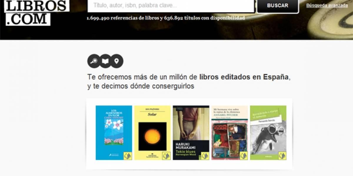Todostuslibros.com: Un buscador de libros en venta en España