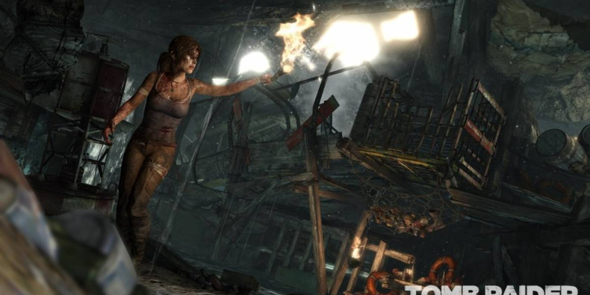 Espectacular trailer debut de Tomb Raider