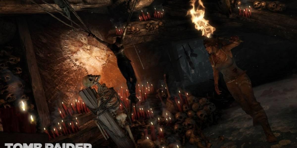 Primer video con jugabilidad de Tomb Raider [E3 2011]