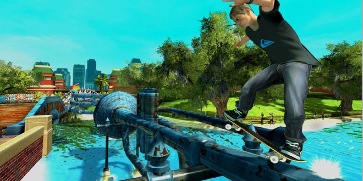 Futurología: Tony Hawk anunciará un nuevo juego en los [VGA 11]