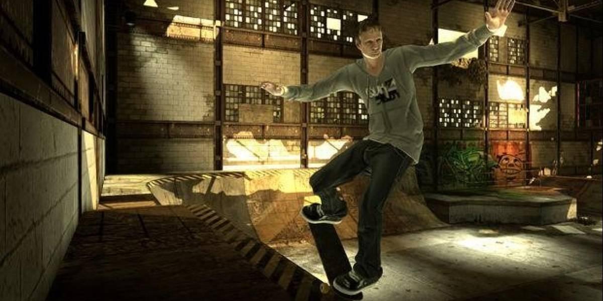 Tony Hawk Pro Skater HD en palabras de su protagonista