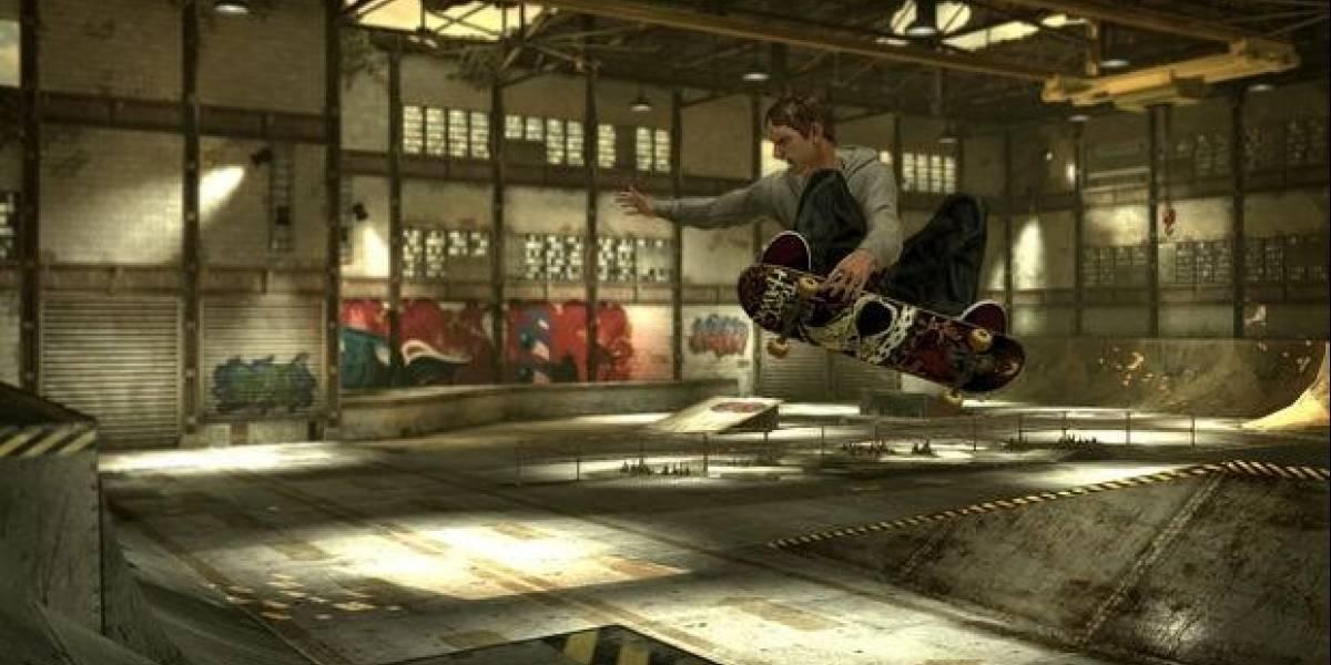Así luce el primer Tony Hawk Pro Skater versus su versión HD